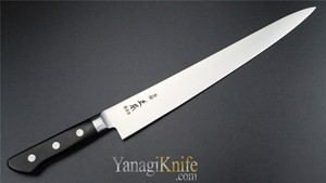 Picture of Masamoto Virgin Carbon Steel Sujihiki