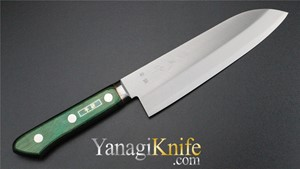 Picture of JiKKO CT750 AO-KO Santoku 165mm