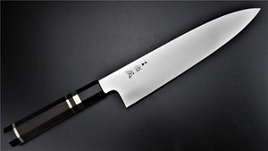 Picture of Sukenari SG2 Wa-Gyuto With Nickel Silver Handle